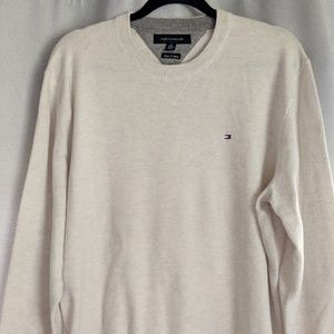 NWOT! Tommy Hilfiger Lux Cotton Crewneck Sweater